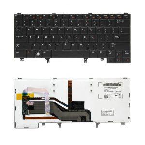 Bàn Phím Laptop Dell E6420 E6220 (Có Đèn)