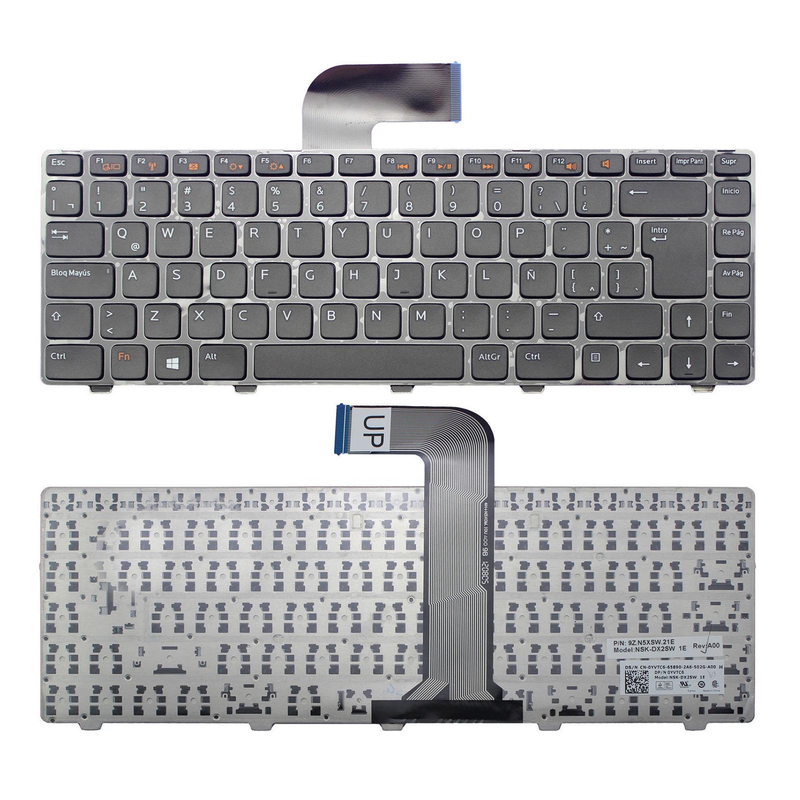 Bàn Phím Laptop Dell Inspiron N4110 N4050 N5040