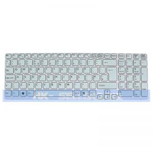 Bàn Phím Laptop Sony Vaio SVE15 SVE 15 (Màu Trắng)