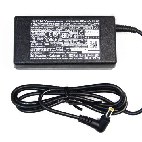 Sạc Laptop Sony 36W 12V - 3A