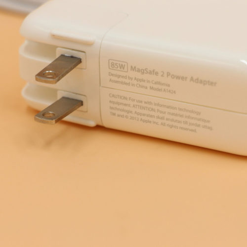Sạc Laptop Macbook 85W MagSafe 2 A1424