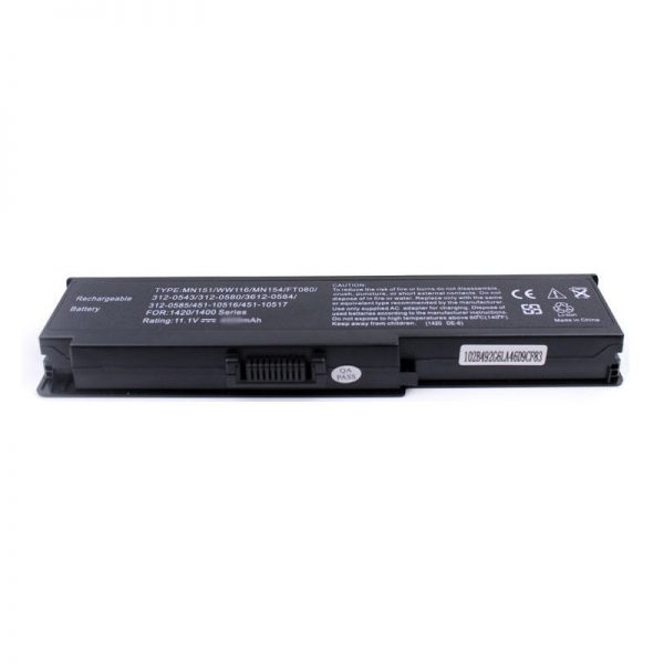 Pin Laptop Dell Inspiron 1420 Vostro 1400