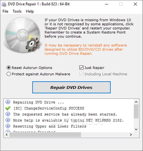 cach-khac-phuc-o-dvd-bang-phan-mem-dvd-drive-repair