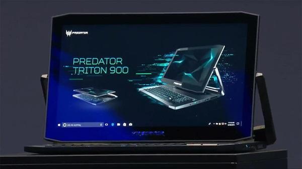 ces-2019-acer-ra-mat-laptop-gaming-2-in-1-predator-triton-900-voi-man-hinh-17-inch-4k-lat-nhu-guong-trang-bi-rtx-2080-gia-ban-tu-4-000-usd