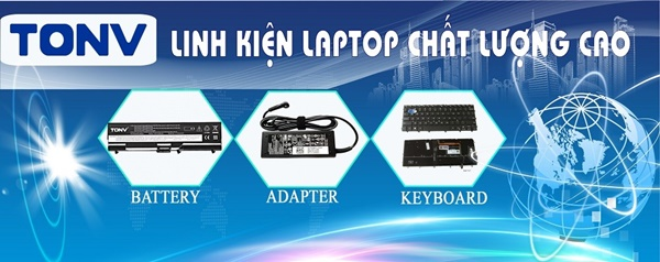 Bình Minh Phát là đơn vị cung cấp linh kiện laptop hính hãng số 1 tại TP HCM