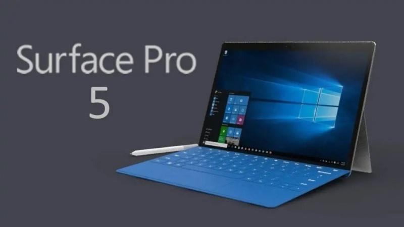 Surface Pro 2017 với thiết kế ấn tượng