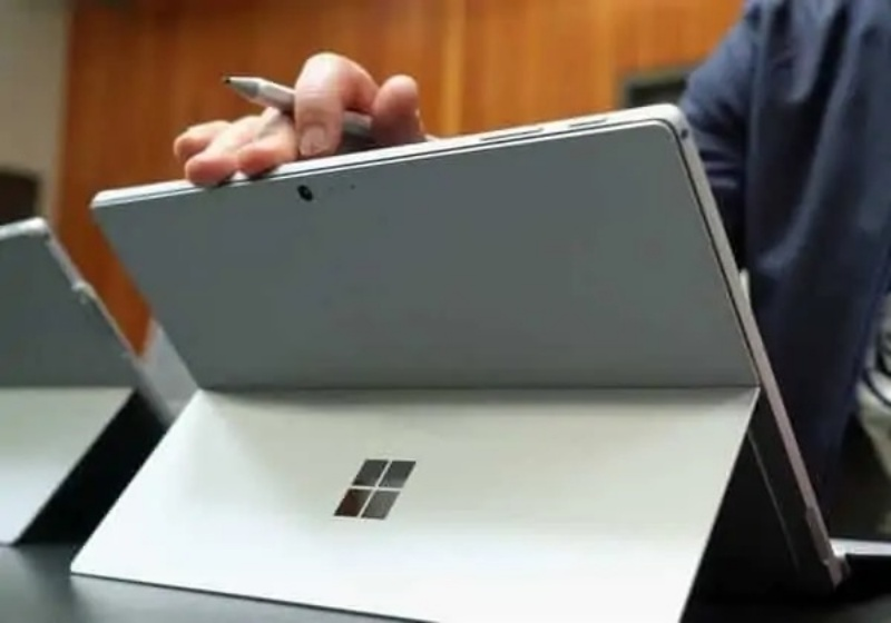 Camera Surface Pro 5