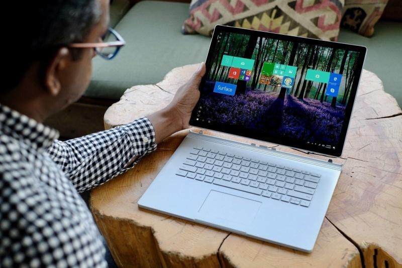 Surface book 2 là một chiếc tablet với trải nghiệm của PC