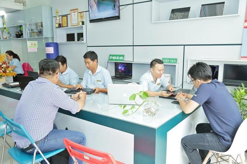 Quy trình thay cảm ứng surface 3 được Bình Minh Phát áp dụng theo quy trình chuyên nghiệp